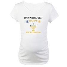 Custom Happy Hanukkah Shirt
