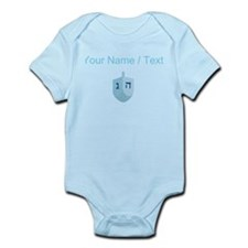Custom Blue Dradle Body Suit