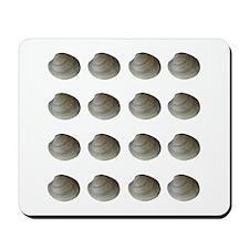 Quahogs - Hard Clams (16) Mousepad