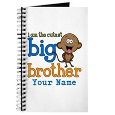 Custom Big Brother Monkey Journal