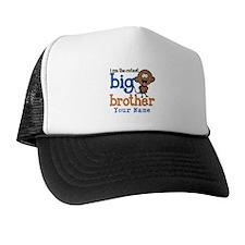 Custom Big Brother Monkey Trucker Hat