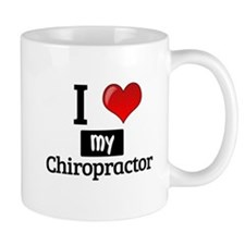 I Heart My Chiropractor Mugs