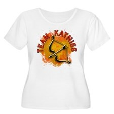 Team Katniss Catching Fire T-Shirt