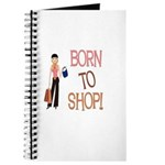 Born to Shop! Journal - Dairy
