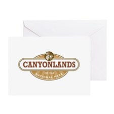 Canyonlands National Park Greeting Cards
