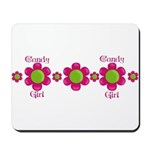 Candy Girl Mousepad