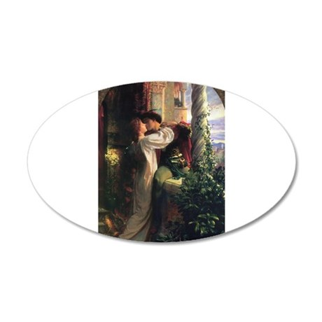 Romeo and Juliet Wall Decal