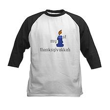 my first thanksgivvukah Baseball Jersey