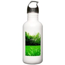 Green Green Water Bottle