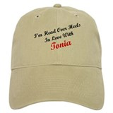 In Love with Tonia Baseball Cap