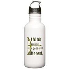 Different Games Bow Arrow Water Bottle