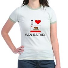 I Love San Rafael California T-Shirt