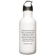An Autobiography Water Bottle