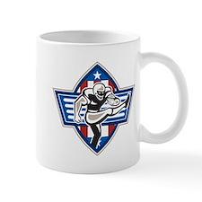American Football Placekicker Mugs
