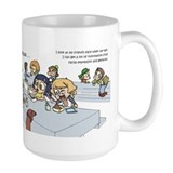 Cute Children's book Mug
