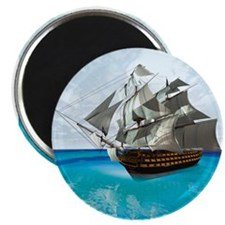 Sailing Ship Magnets