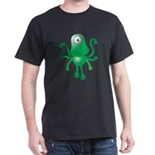 Cute Six armed ALIEN T-Shirt