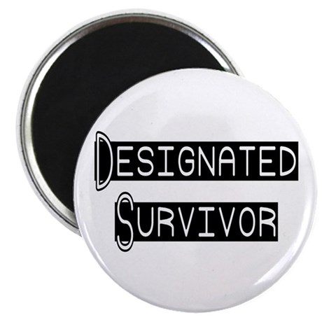 "Designated Survivor 2.25"" Magnet (100 pack)"