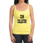 Coin Collector Jr. Spaghetti Tank