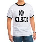 Coin Collector (Front) Ringer T