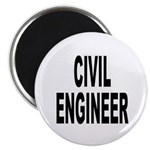 Civil Engineer Magnet
