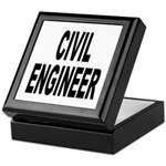 Civil Engineer Keepsake Box