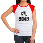 Civil Engineer Women's Cap Sleeve T-Shirt
