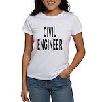 Civil Engineer Women's T-Shirt