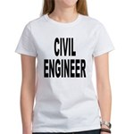 Civil Engineer (Front) Women's T-Shirt