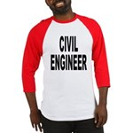 Civil Engineer Baseball Jersey