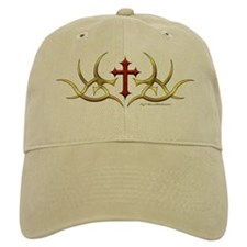 Cross and Thorns Baseball Cap