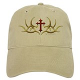 Cross and Thorns Cap