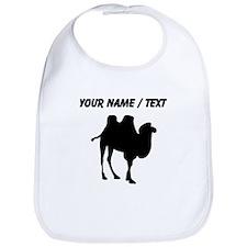 Custom Camel Silhouette Bib