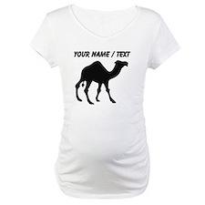 Custom Camel Silhouette Shirt