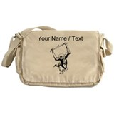 Monkey personalized Messenger Bags & Laptop Bags