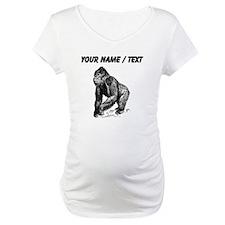 Custom Gorilla Sketch Shirt