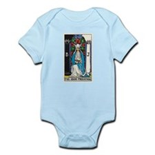 HIGH PRIESTESS TAROT CARD Body Suit