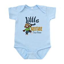Monkey Little Brother Infant Bodysuit
