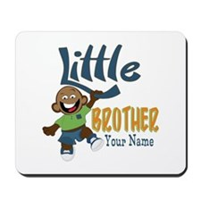 Monkey Little Brother Mousepad