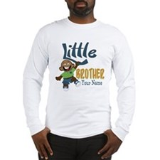 Monkey Little Brother Long Sleeve T-Shirt