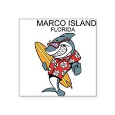 Marco Island, Florida Sticker