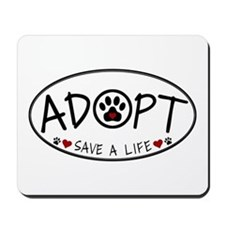 Universal Animal Rights Mousepad