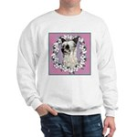 Powder Puff Chinese Crested Sweatshirt