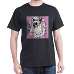 Powder Puff Chinese Crested Dark T-Shirt
