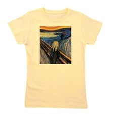 The Scream Girl's Tee