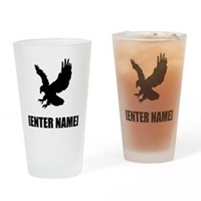 Eagle Personalize It! Drinking Glass