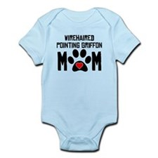 Wirehaired Pointing Griffon Mom Body Suit