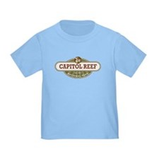 Capitol Reef National Park T-Shirt