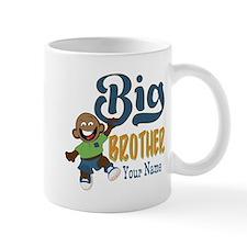 Happy Silly Big Brother Monkey Mug