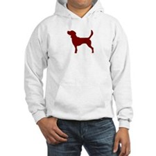 Just Beagle (Red) Hoodie